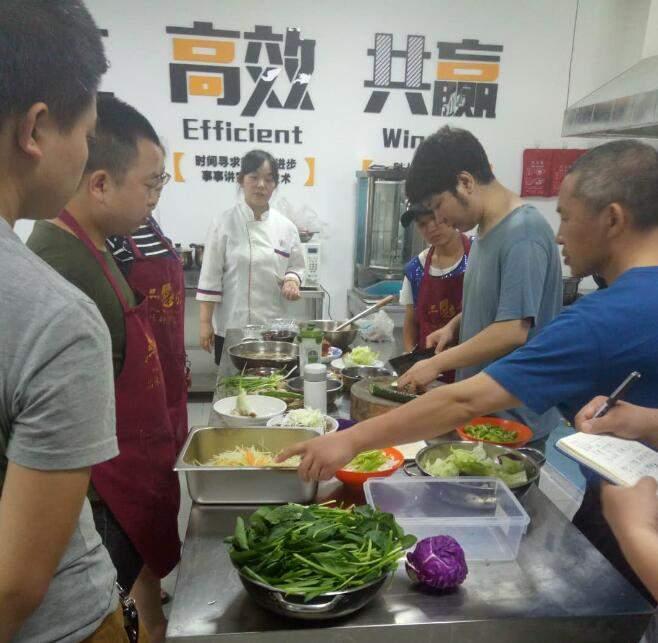 北京品味轩美食小吃培训