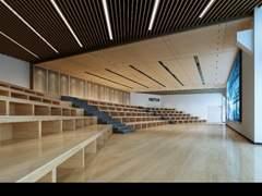 讯得达国际书院 阶梯教室