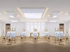 讯得达国际书院 美术室 (2)