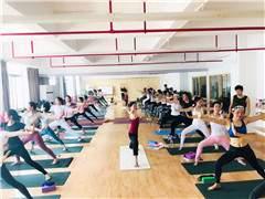 育仁瑜伽学院学校环境