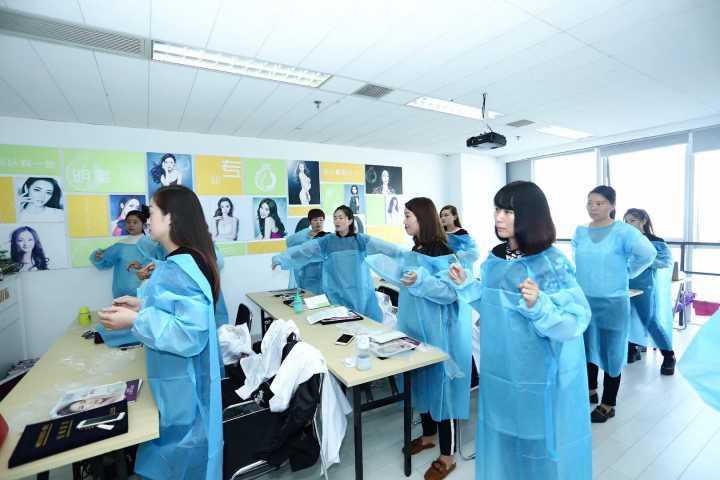 上海呈锦美容咨询
