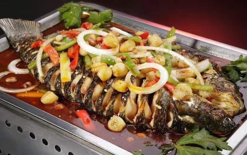 巫山烤鱼技术培训