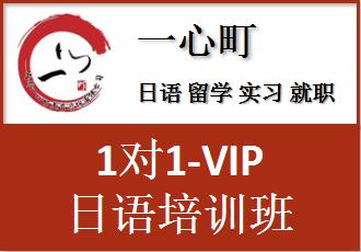 日语一对一VIP培训课程