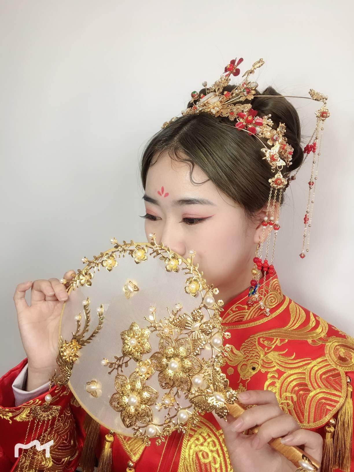 昆明新娘妆培训班