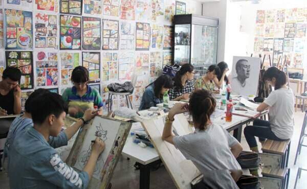 福州美术艺术国画油画培训
