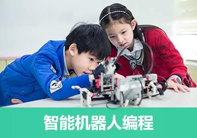 杭州青少年智能机器人编程培训