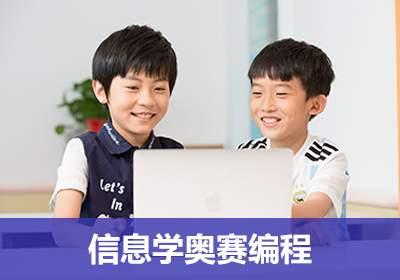 青少年信息学奥赛编程培训