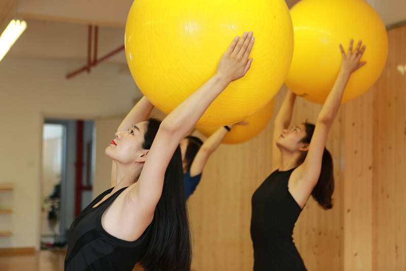 球瑜伽导师培训班