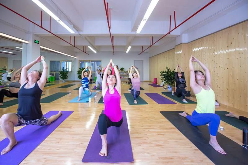 身心流动瑜伽