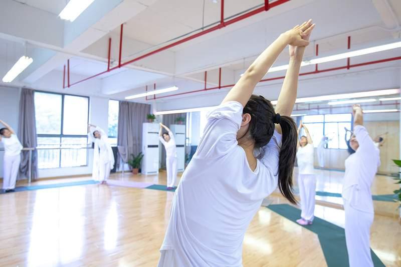 舞韵瑜伽导师培训班