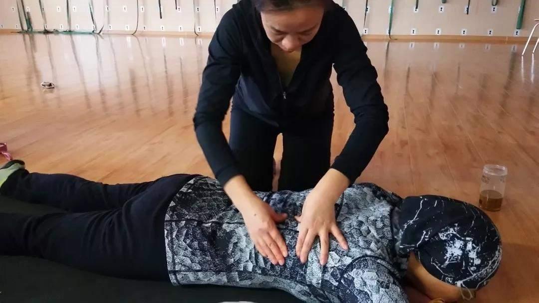 第3期瑜伽康复师专业班