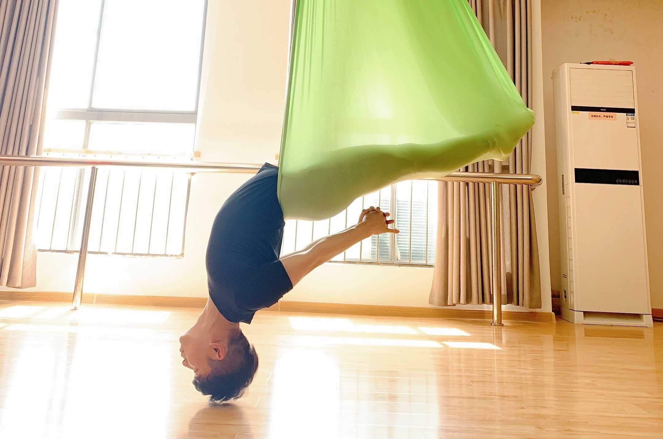 空中瑜伽专业导师