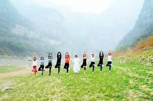 广州孕产瑜伽培训
