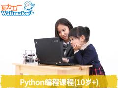 Python编程课程(10岁+)