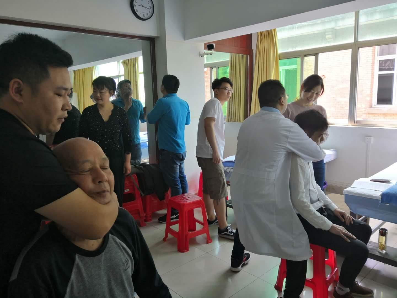 六安合肥中医推拿理疗养生保健按摩培训班
