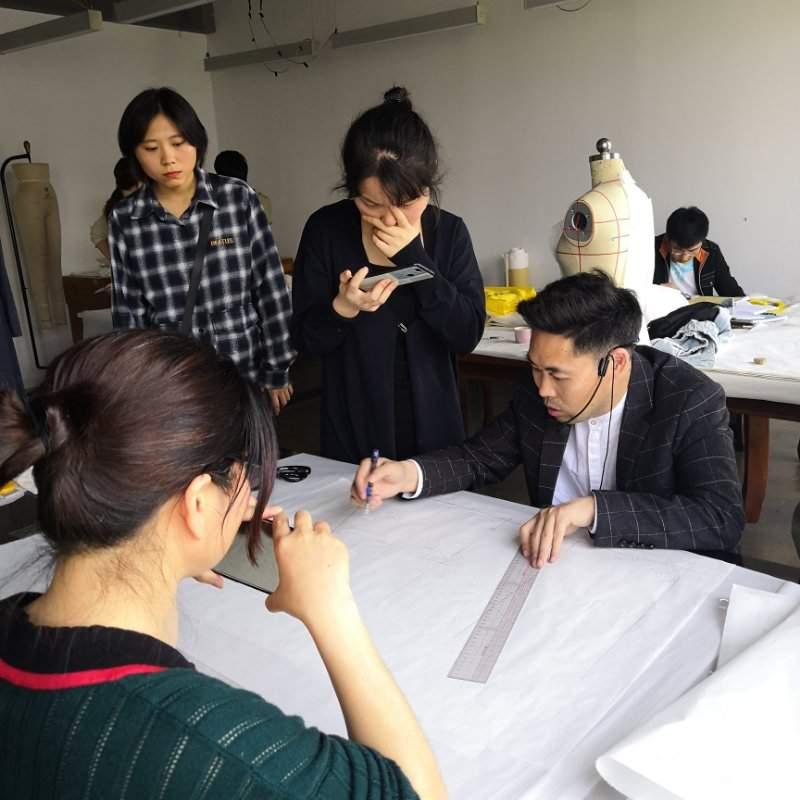 杭州如友服装研发培训