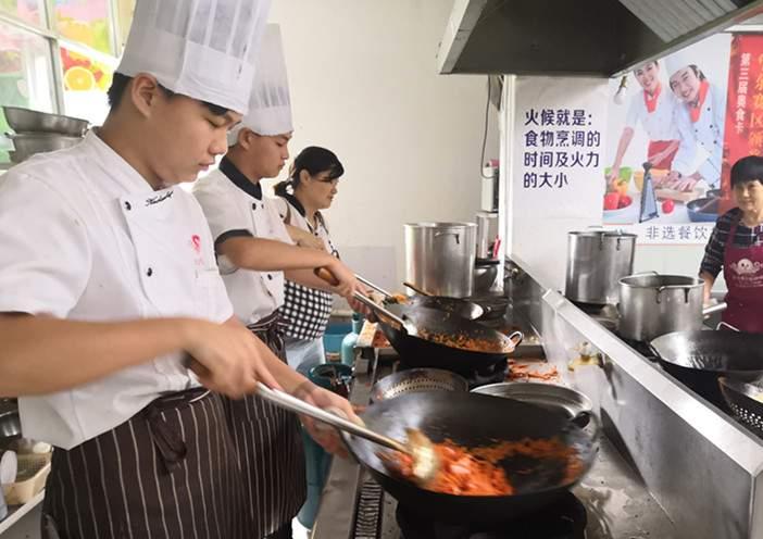 泉州郊区学厨师-厨师培训班