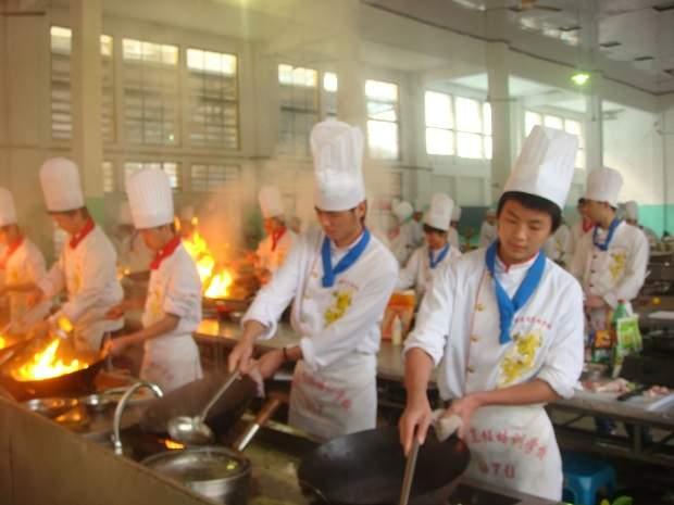 半年制厨师专修班