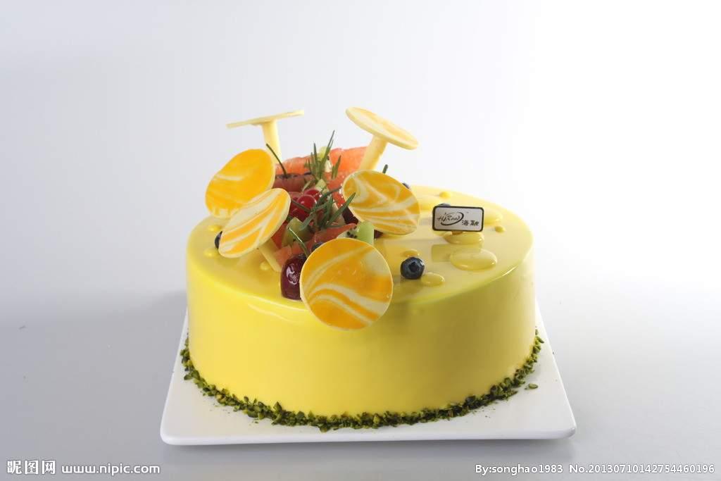 一个月生日蛋糕裱花速成班
