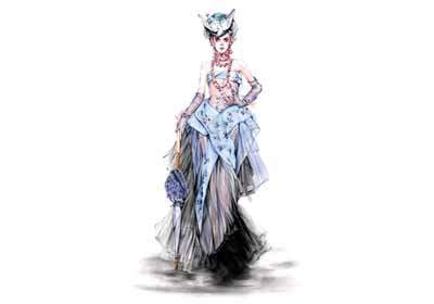 杭州品牌女装制版服装设计特训班