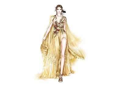 杭州高级婚纱礼服制版设计培训