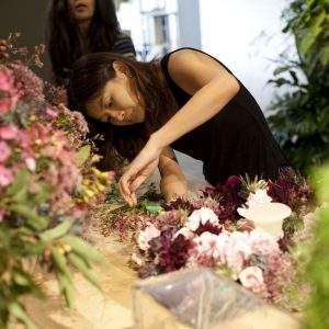 广州十大怎么学插花
