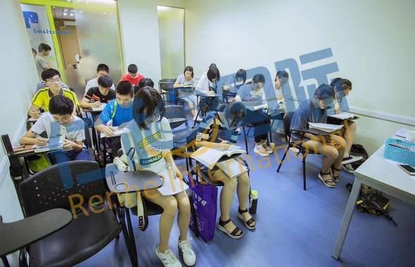 仁和国际学校环境