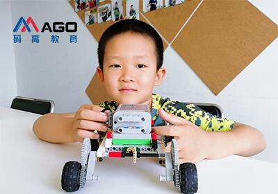 乐高机器人创客养成