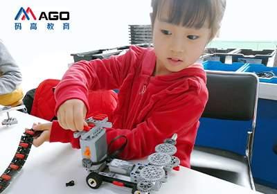 乐高搭建之动力机械