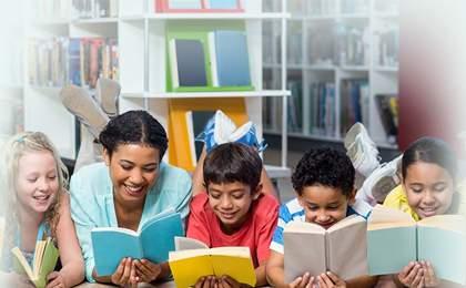 6-12岁青少英语阅读俱乐部