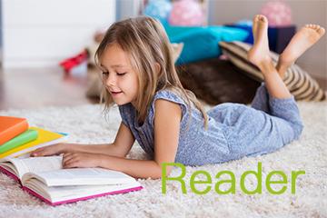 上海ONLYYoungReader趣学幼儿英语原版阅读【4-11岁】