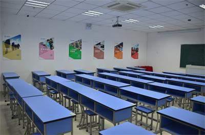 苏州新科教育教室环境