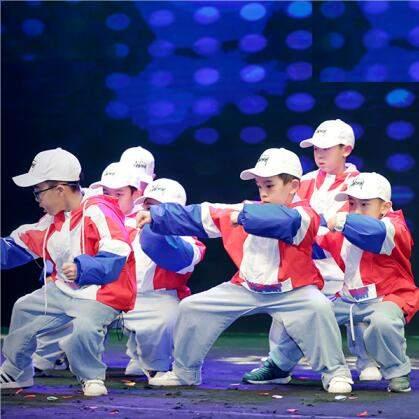 北京少儿街舞hiphop培训班