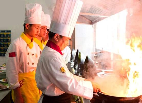 烹饪培训学习