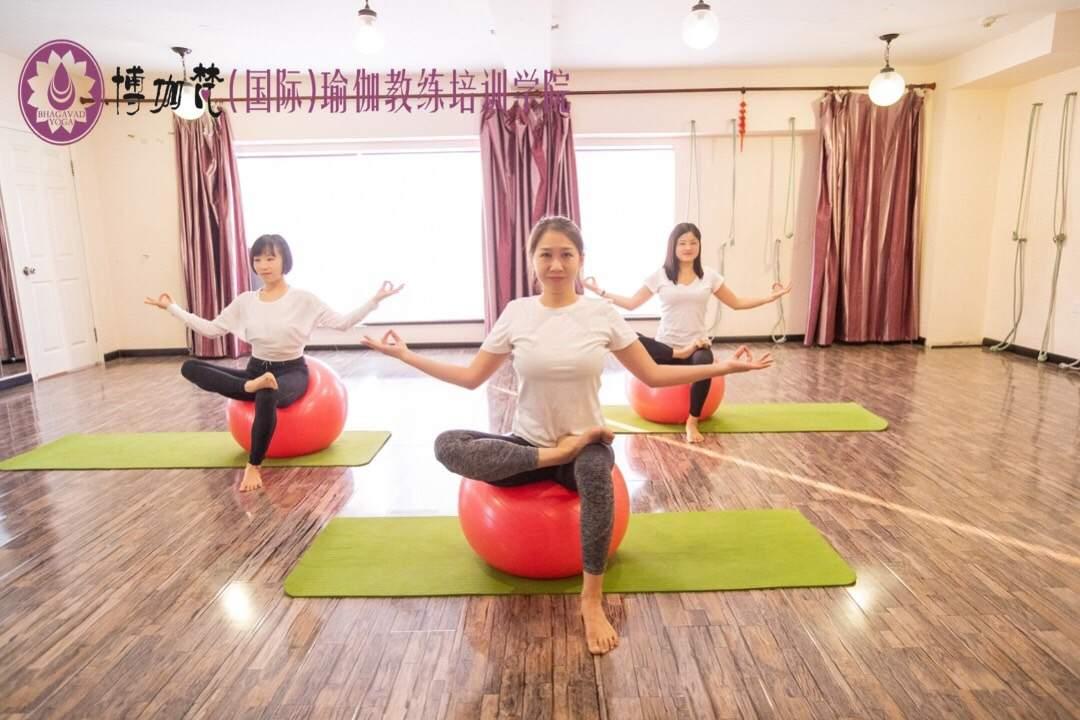印度博伽梵(国际)瑜伽教练培训基地