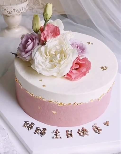 泉州蛋糕培训网红蛋糕装饰技术