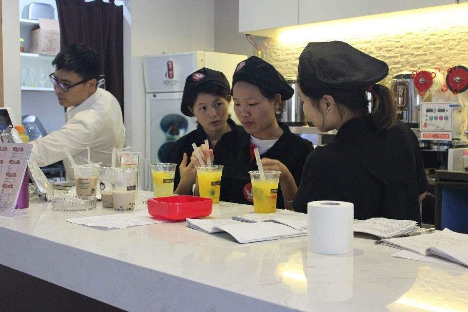 贝勒海餐饮培训中心