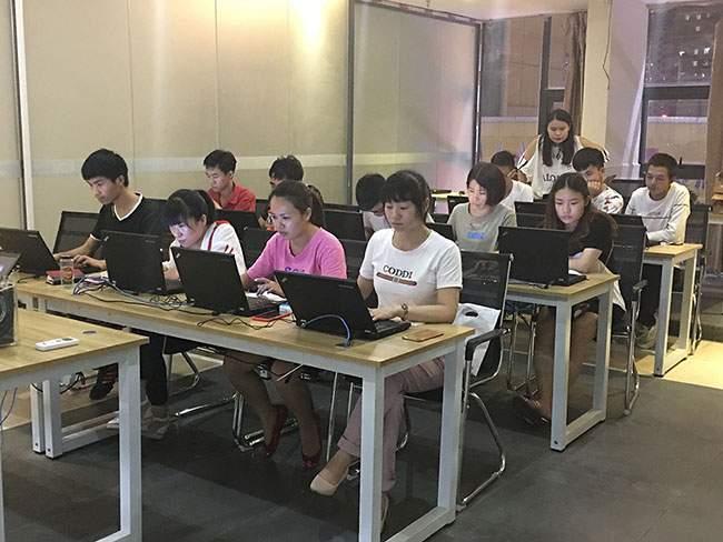 惠州网店美工培训机构电商美工ps培训课程