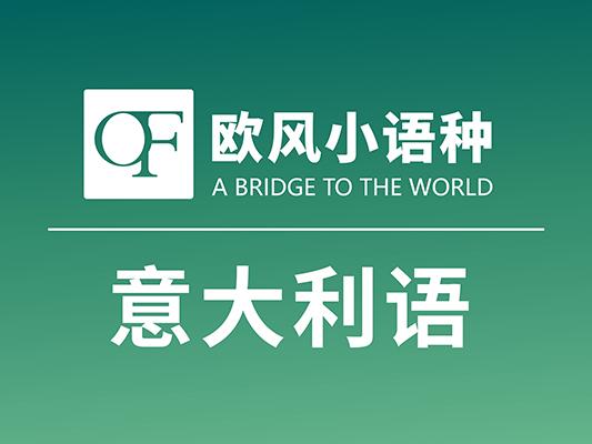 上海意大利语B2留学直达班(网课)