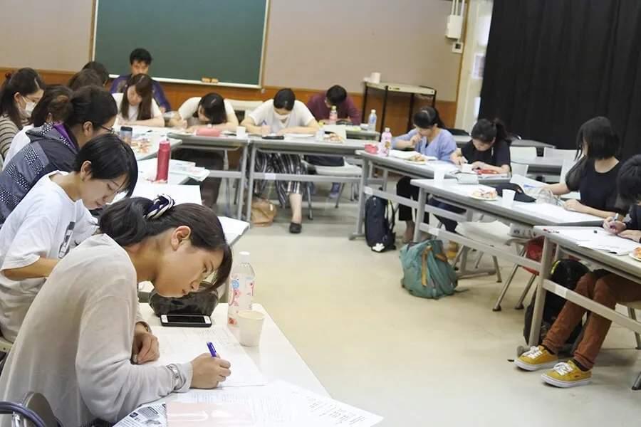 呼市日语中级班(N4-N2)丨留学日语