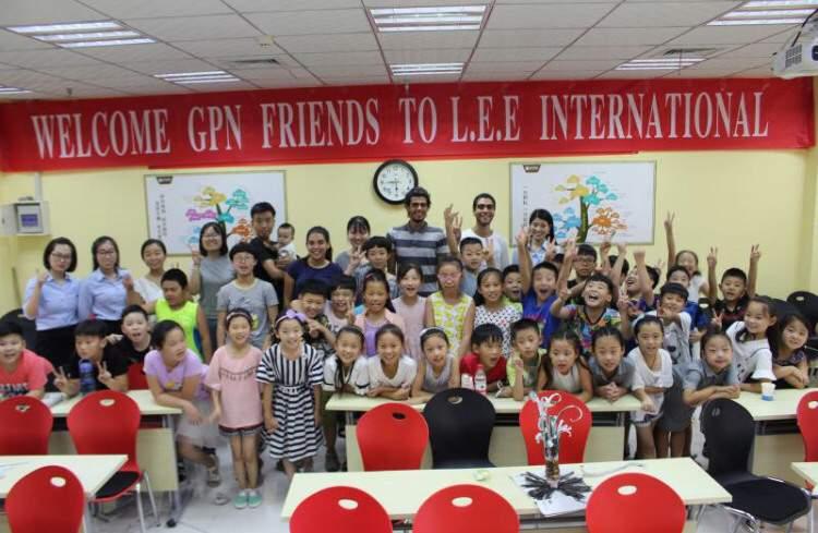 励学个性化一对一教育教室环境