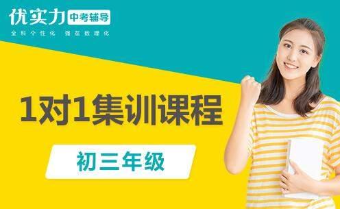 郑州中考1对1集训课程