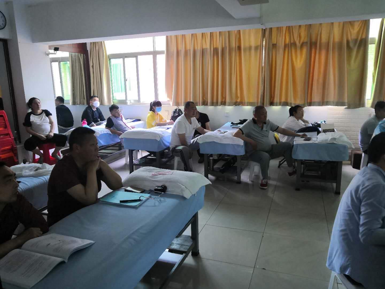 安庆合肥中医推拿理疗刮痧艾灸培训学校