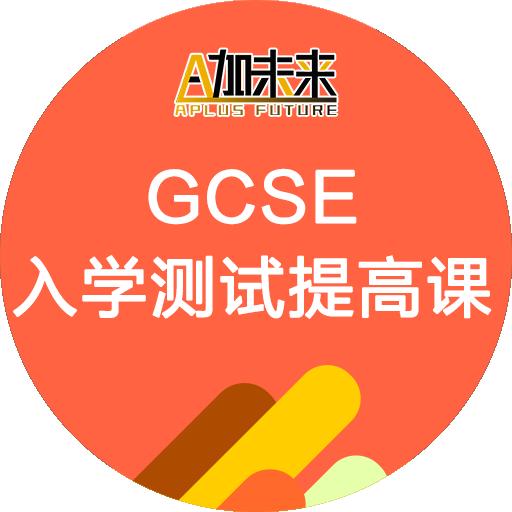 入学测试提高课(GCSE)