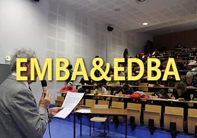 法国蒙彼利埃第三大学EDBA高级工商管理博士