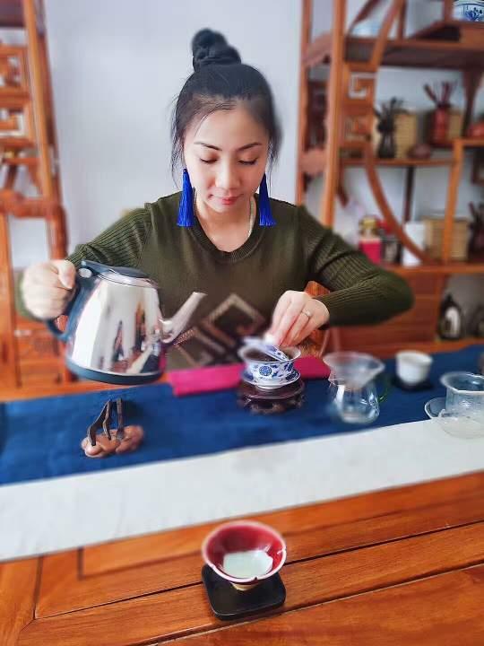 茶艺专业班