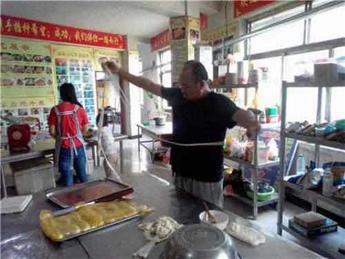 邯郸营养粥技术培训学校来曹师傅小吃正规教学机构
