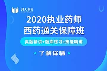 2020年执业药师西药公开课-仇牧老师(录播)