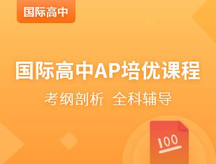 国际高中AP培优课程