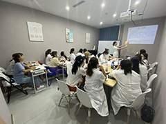 上海静安区圣嘉丽禾培训